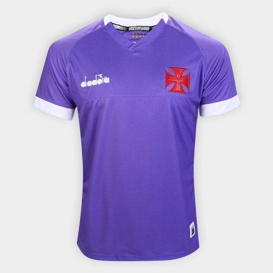 7461ec1eea Camisa de Goleiro Vasco II 19 20 s n° - Torcedor Diadora Masculina ...