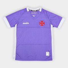 9217a78f0 Camisa de Goleiro Vasco Infantil II 19 20 - Torcedor Diadora