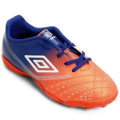 819da506cb2c8 Chuteiras Menino Umbro Azul Tamanho 35 - Futebol