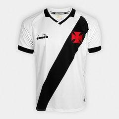 Camisa Vasco II 19 20 s n° - Jogador Diadora Masculina eaa47c7da4c44