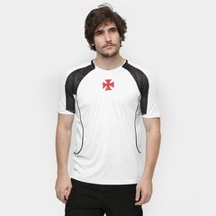 3a7f72f489 Camiseta Vasco Cruz de Malta Masculina