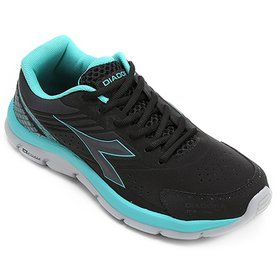 d62e559b6 Tênis Diadora Easy Run 2 Masculino - Grafite e Preto | Shop Vasco