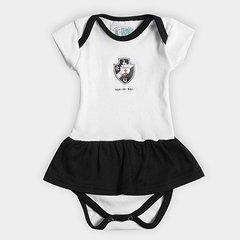 Vestido Vasco Infantil Torcida Baby Avulso 15f9591f8c7ef