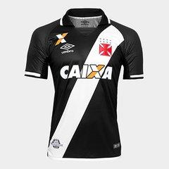 54687a675f6d9 Camisa Vasco I 17 18 s nº Jogador Umbro Masculina