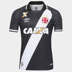 Camisa Vasco I 17 18 s nº Torcedor Umbro Masculina e5a5967f0aa87