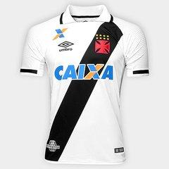 f8f046fec731f Camisa Vasco II 17 18 s nº - Jogador Umbro Masculina