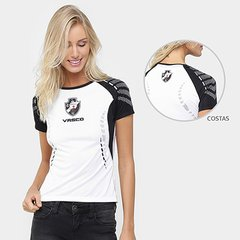 e9349383db Camisa Vasco Orian Raglan Feminina