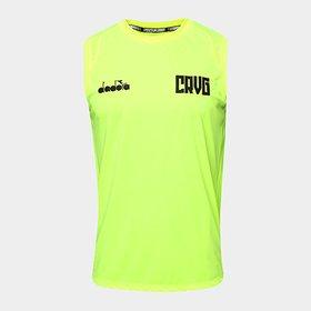 19c683857d Camiseta Regata Goleiro Vasco Treino 19/20 Diadora Masculina