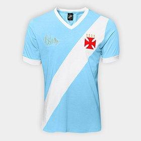 Camiseta Vasco nº 1 Martin Silva Masculina cea73731f203a