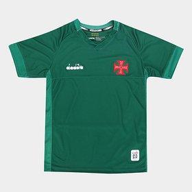 1fce0fd362 Camisa de Goleiro Vasco Infantil II 19 20 - Torcedor Diadora - Roxo ...