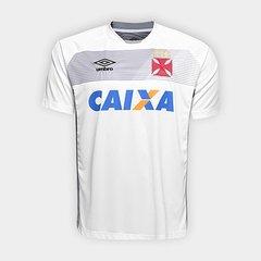 Camisa Treino Vasco 17 18 Umbro Masculina f943b3f3e350f