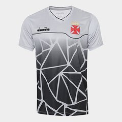 Camisa Vasco Treino 2018 Diadora Masculina 97a0559467fca