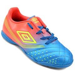8c0dbe943b Chuteira Futsal Infantil Umbro Fifty