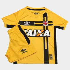 d2361ba3a6 Kit Vasco Infantil Goleiro 2015 Umbro