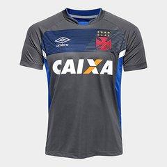 334ed06b9c Camisa Treino Vasco 17 18 Umbro Masculina