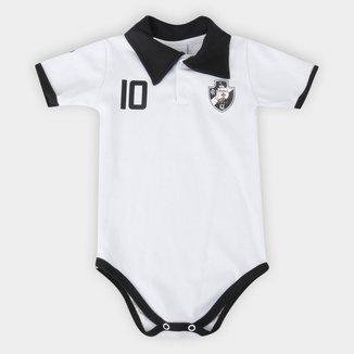Body Vasco Infantil Torcida Baby Polo