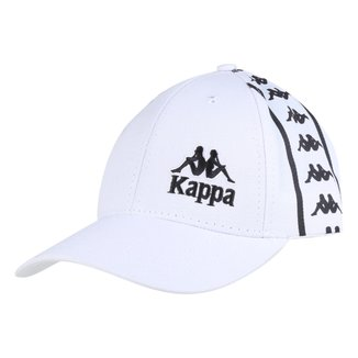 Boné Kappa Aba Curva Strapback Authentic Due Due