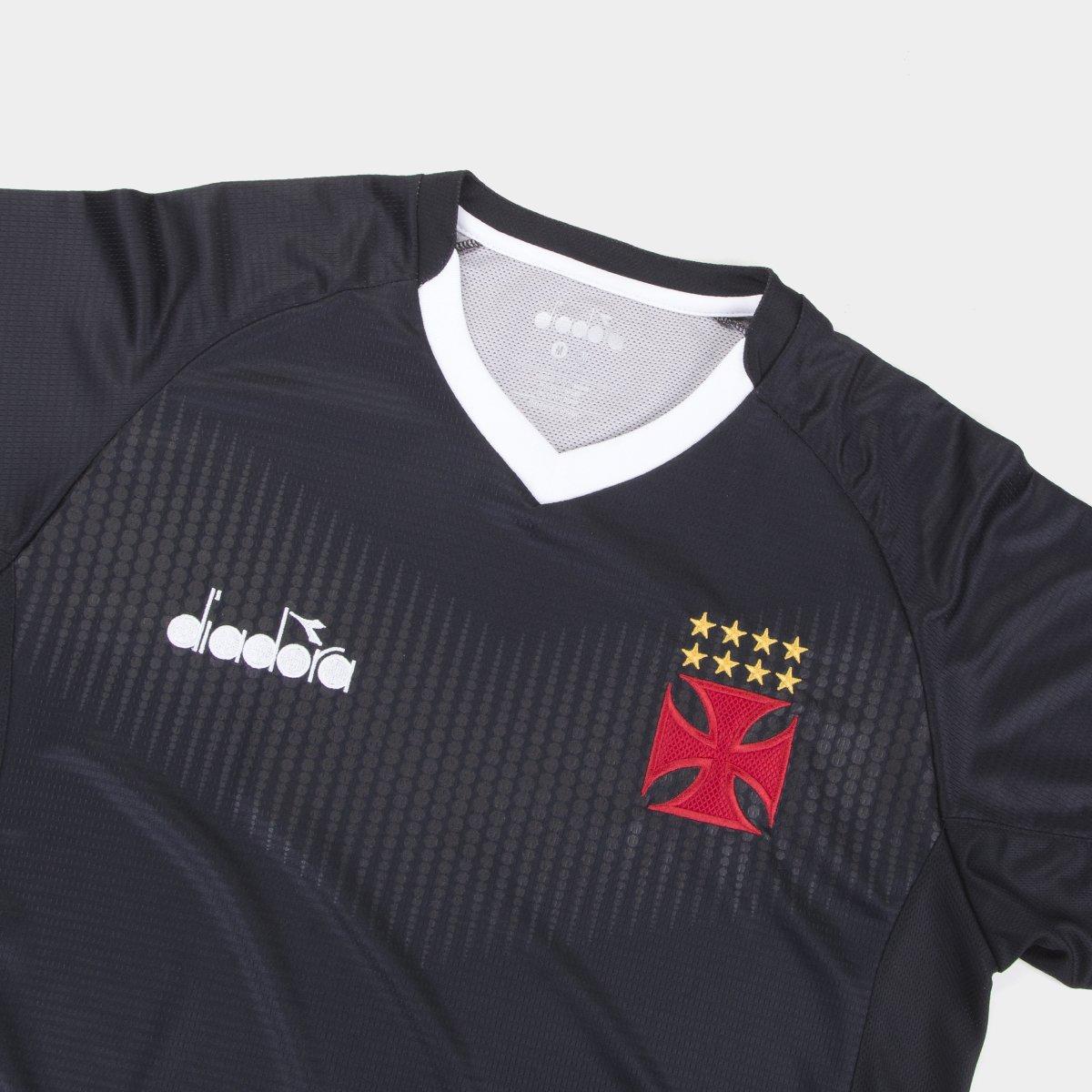 Camisa de Goleiro Vasco III 2018 s n° Torcedor Diadora Masculina ... 76f716c0ac3e8