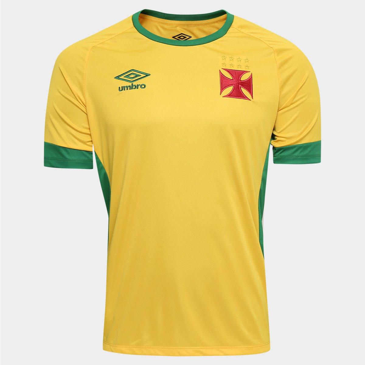 Camisa de Treino Vasco 2016 Umbro Masculina - Compre Agora  c5c0002b3d06d