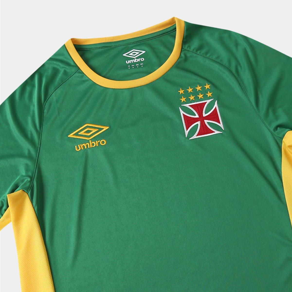 a6be512560 Camisa de Treino Vasco 2016 Umbro Masculina - Compre Agora