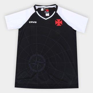 Camisa Infantil Vasco Shield
