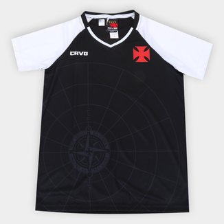 Camisa Infantil Vasco Shield