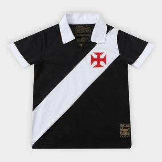 Camisa Polo Infantil Vasco Paris