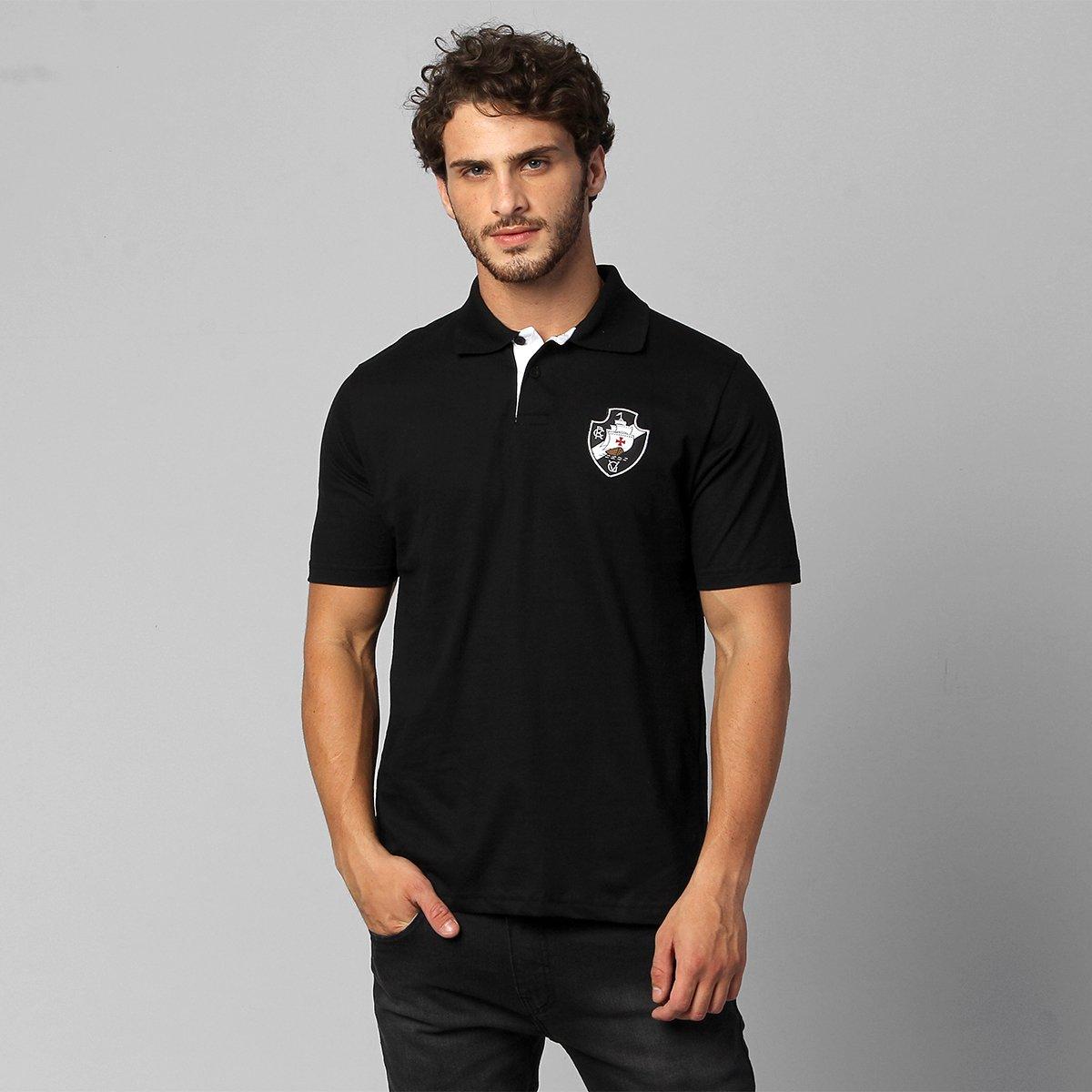 b42e89198de17 Camisa Polo Vasco Basic ADT | Shop Vasco