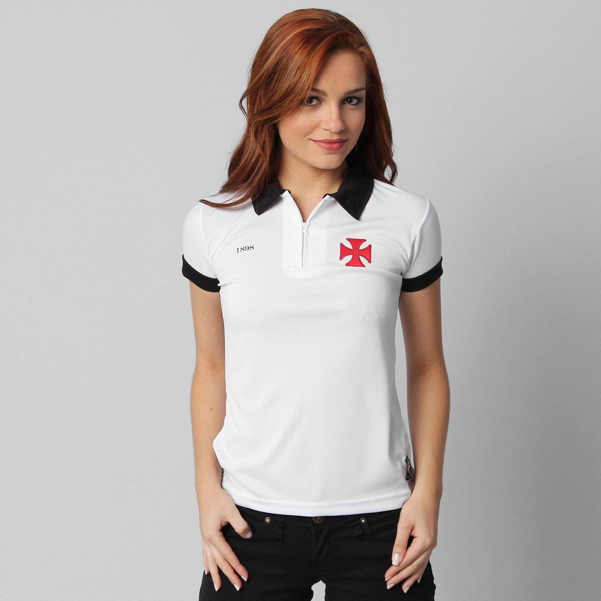 a987fa64b8246 Camisa Polo Vasco da Gama Clube do Coração - Compre Agora