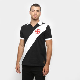 Camisa Polo Vasco Paris Masculino