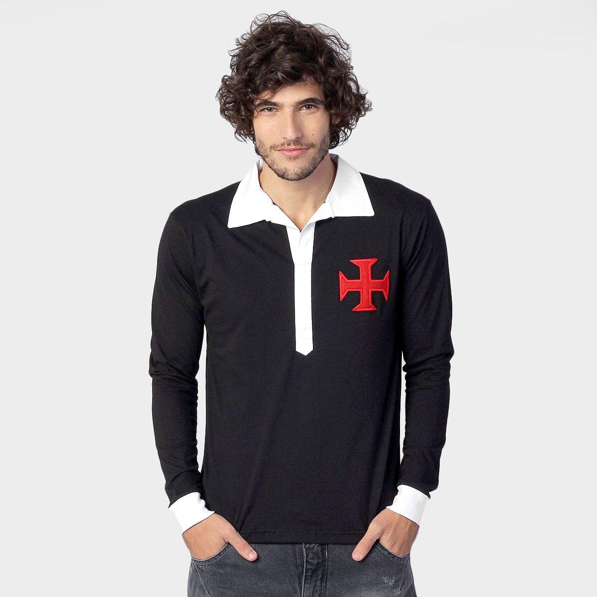Camisa Polo Vasco Retrô 1923 M L - Retrô - Compre Agora  73e043004c0d8