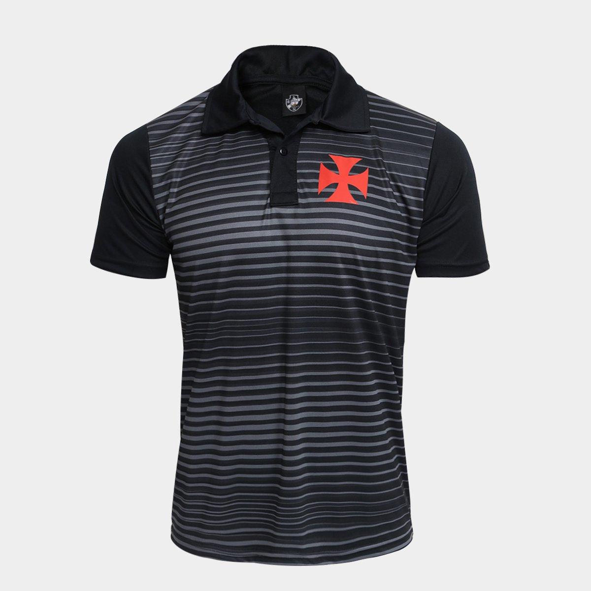 Camisa Polo Vasco Spike Masculina - Compre Agora  5e5fe0fcdbf25