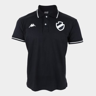 Camisa Polo Vasco Supporter Mono Kappa Masculina