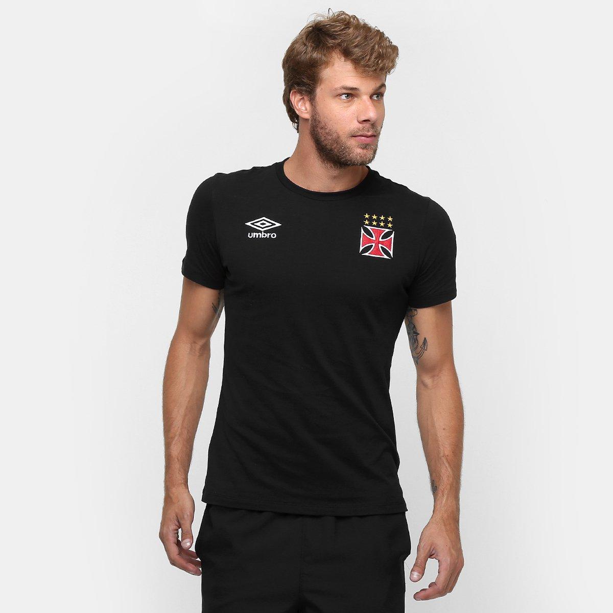 a78bcd8d47c23 Camisa Umbro Vasco Concentração 2016 - Compre Agora