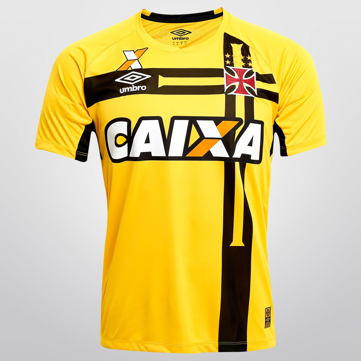 Camisa Umbro Vasco Goleiro 2015 - Compre Agora  1a4e7f2280f9b
