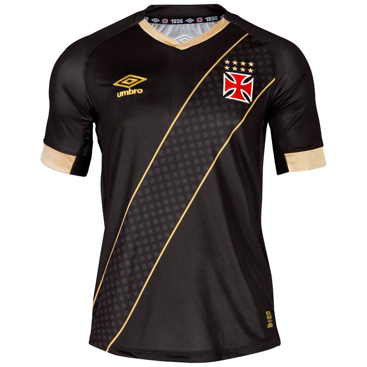 Camisa Umbro Vasco III 2015 s nº - Compre Agora  b983381e808a5
