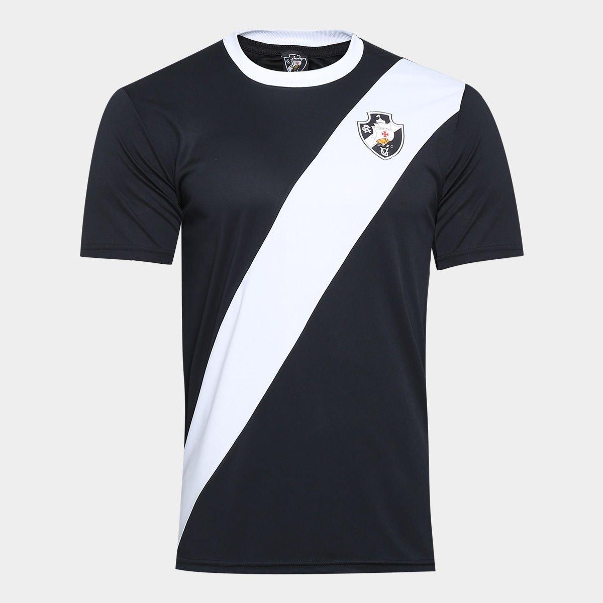 Camisa Vasco Clássica Edição Limitada Masculina c81d263ac54c7