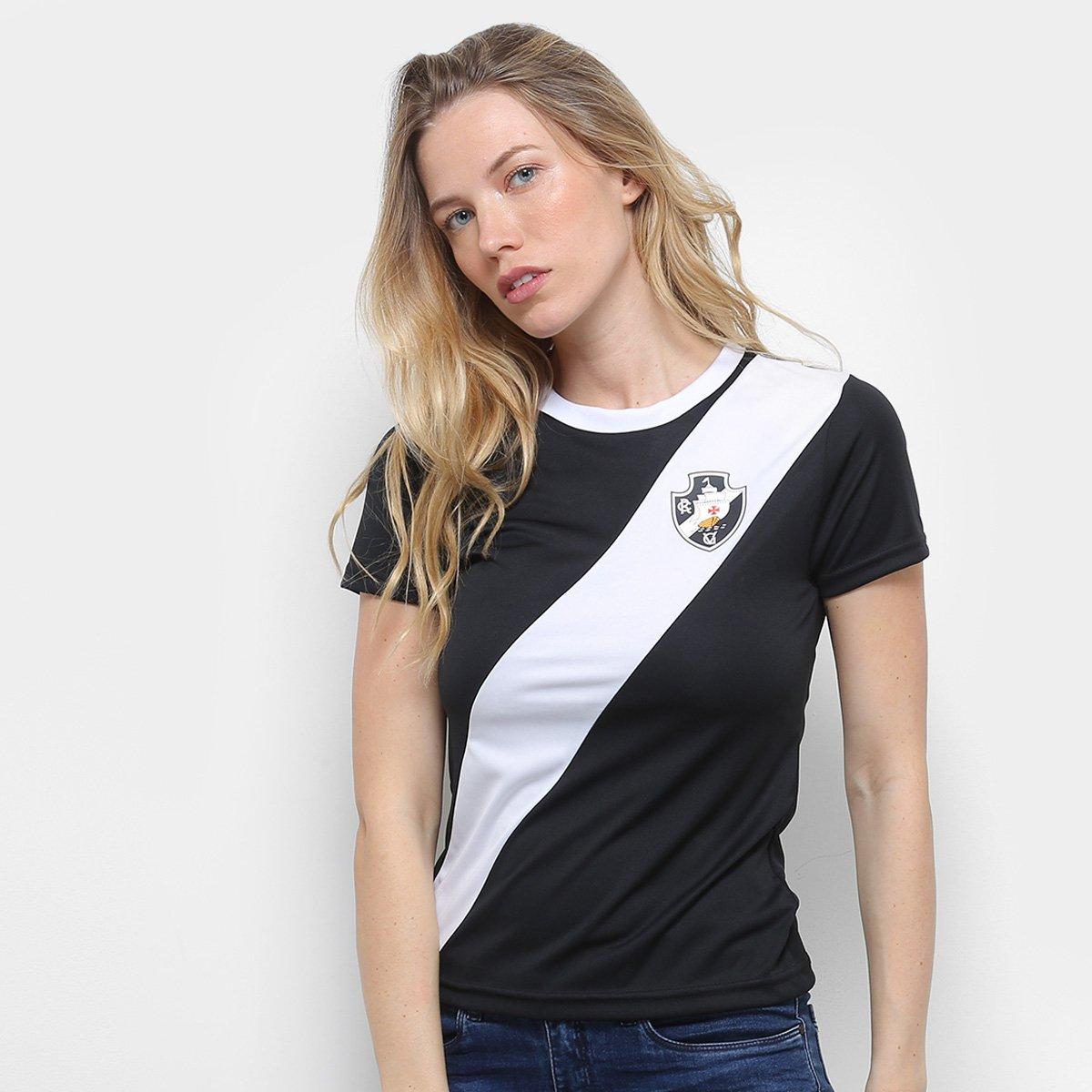 a6f7ac6845ca6 Camisa Vasco Edição Limitada Feminina - Compre Agora