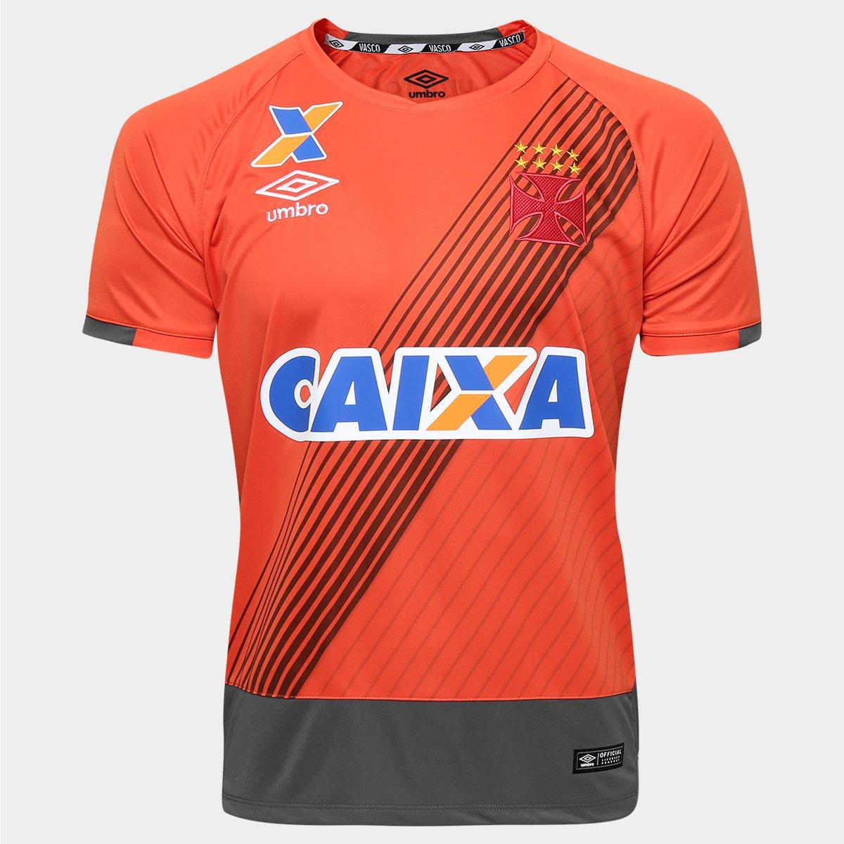 0b6dbe7bec43c Camisa Vasco Goleiro 16 17 s nº - Torcedor Umbro Masculina - Compre Agora