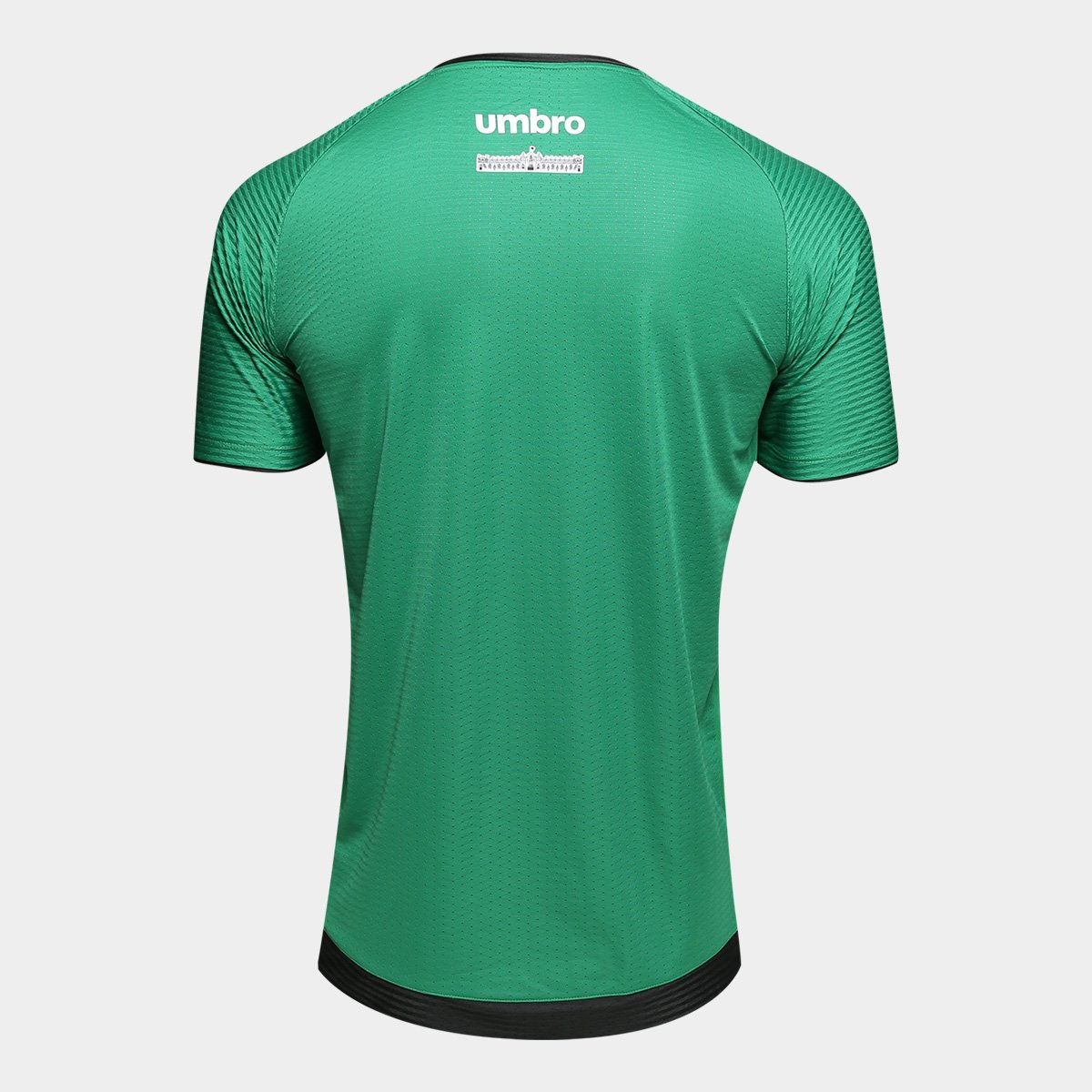 Camisa Vasco Goleiro 17 18 s nº Torcedor Umbro Masculina - Verde e ... caaa2162d11de