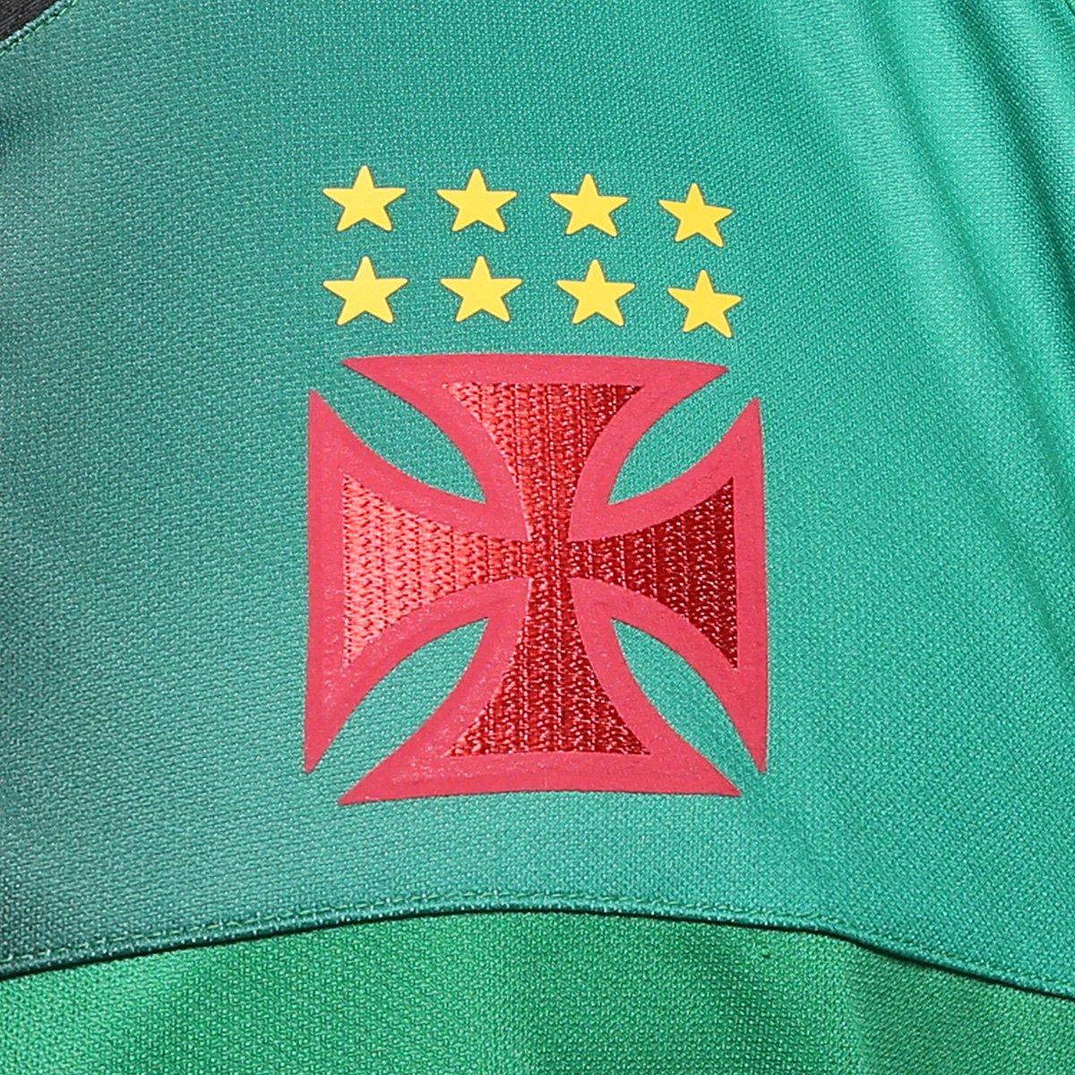 Camisa Vasco Goleiro 17 18 s nº Torcedor Umbro Masculina - Verde e ... 118bb2a2db257
