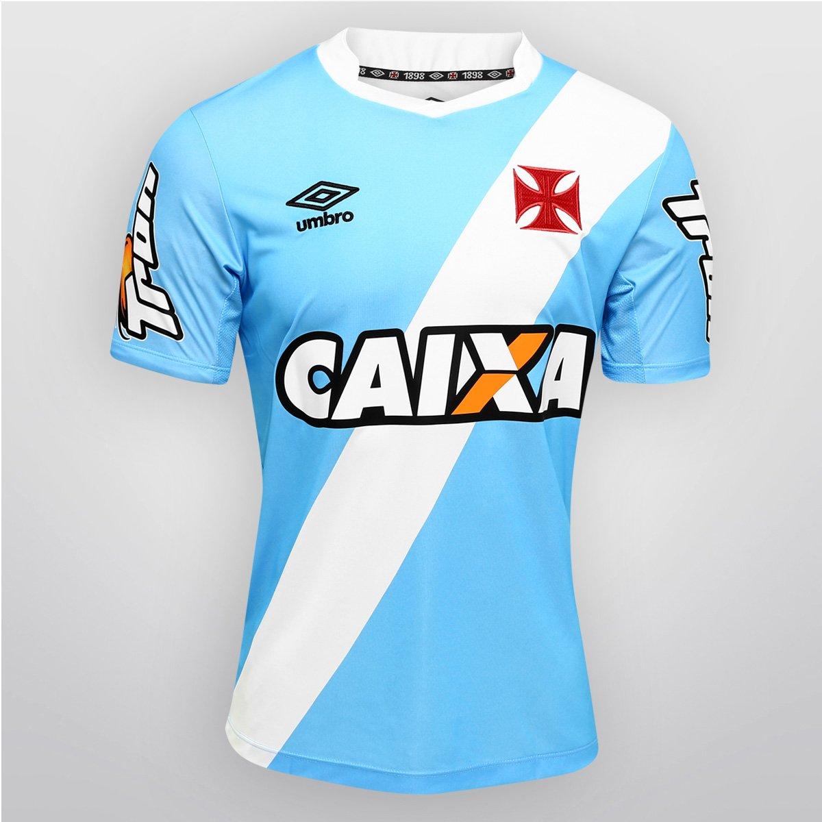 8f5c42e62393c Camisa Vasco Goleiro 2014 nº 1 M C Torcedor Umbro Masculina - Compre Agora
