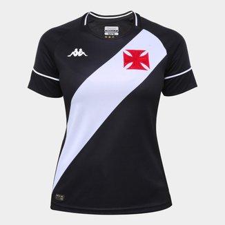 Camisa Vasco I 20/21 s/n° Torcedor Kappa Feminina