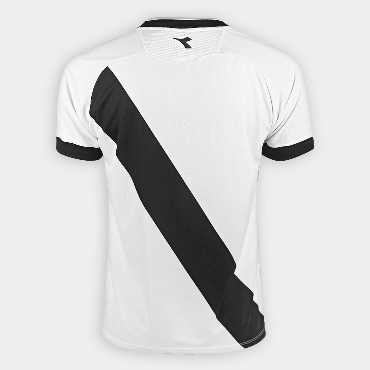 Camisa Vasco II 19 20 s n° - Torcedor Diadora Masculina - Branco ... 1cd069116a78d