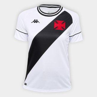 Camisa Vasco II 20/21 s/n° Torcedor Kappa Feminina