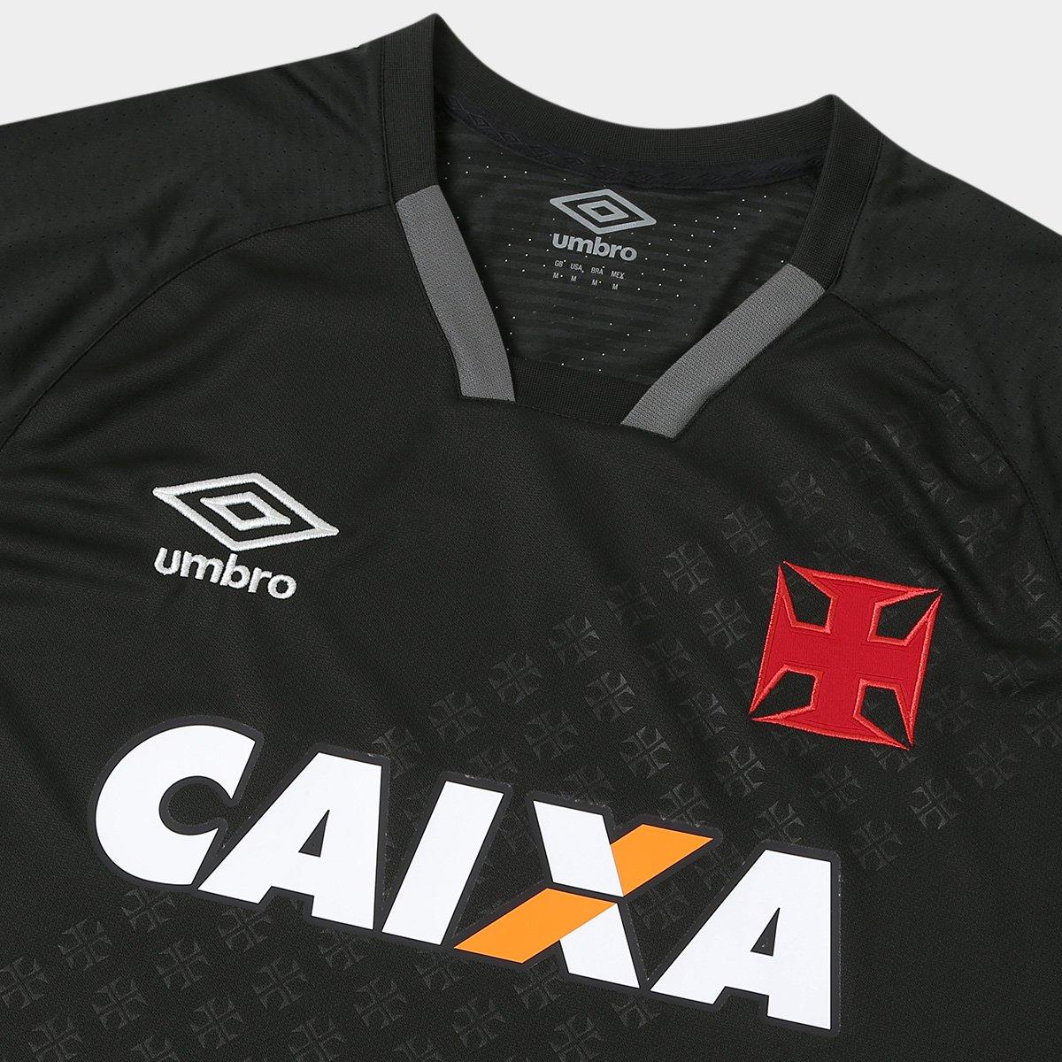 Camisa Vasco III 17 18 s n° - Torcedor Umbro Masculina - Compre ... a15f5bf0296ca