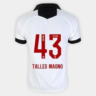 Camisa Vasco III 19/20 Nº 43 - Talles Magno - Torcedor Diadora Masculina