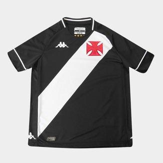 Camisa Vasco Infantil I 20/21 s/n° Torcedor Kappa