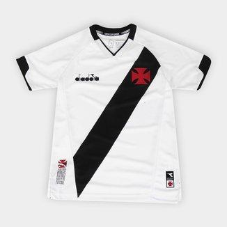 Camisa Vasco Juvenil II 2020 s/n° Torcedor Diadora
