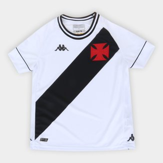 Camisa Vasco Juvenil II 20/21 s/n° Torcedor Kappa